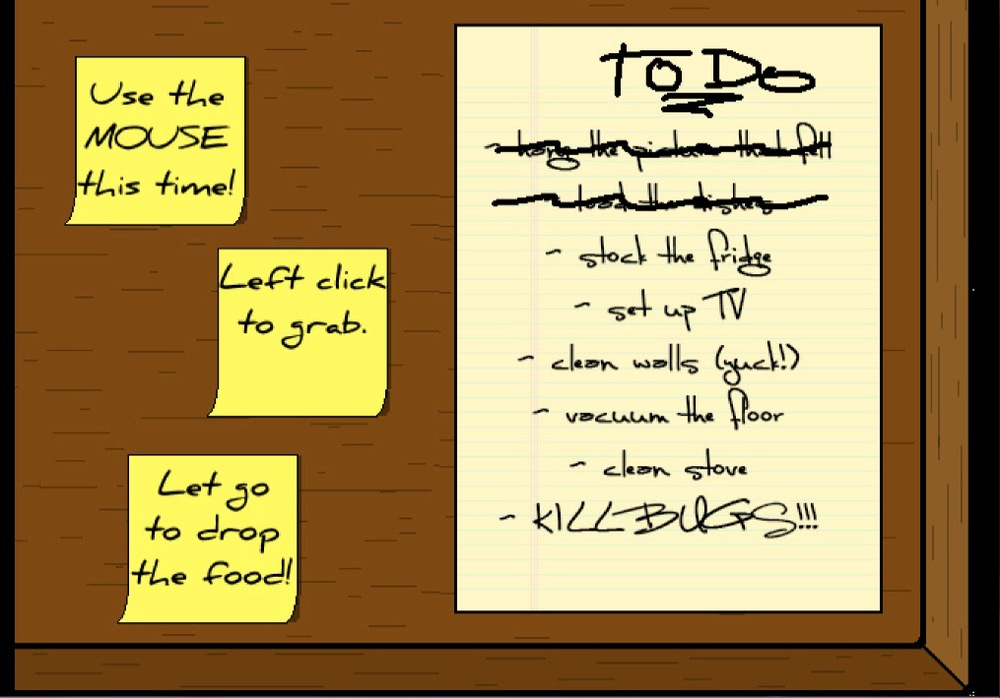Making this to-do list first was... a poor choice. A daunting task.