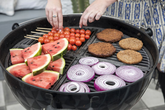 MorningStar Farms - Make a little room on the grill.