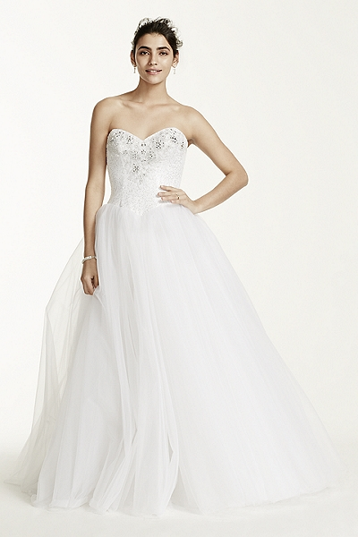 David's Bridal Collection |  WG3693 | $949