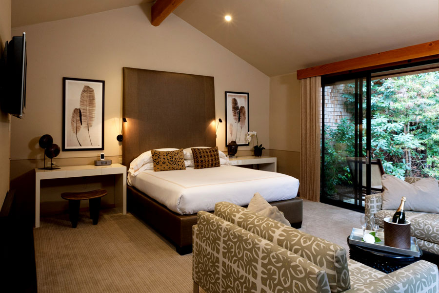 California Luxury Hotels