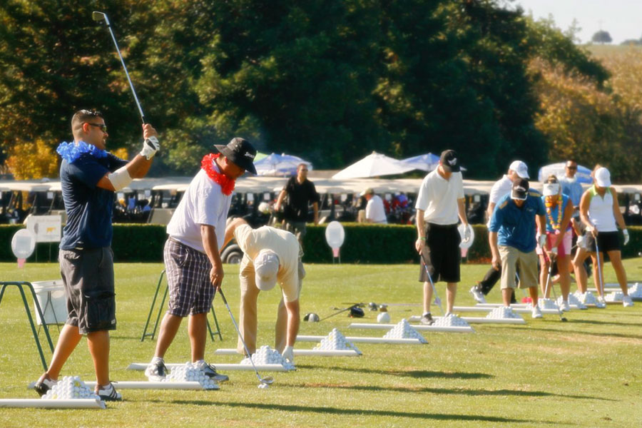 Golf Tournament Instructions for Corporate Events