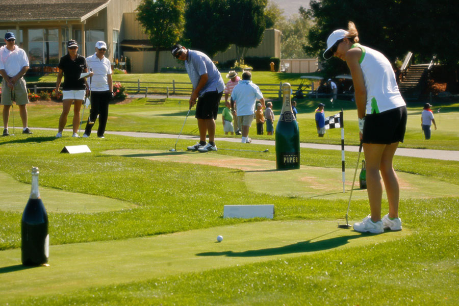Golf and Wine Tournaments