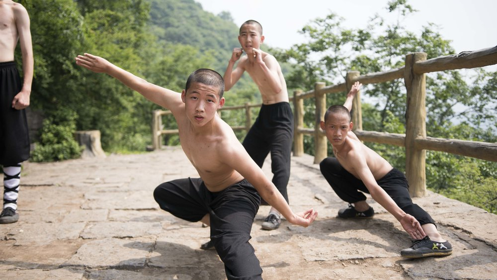 Shaolin, China, 2018.