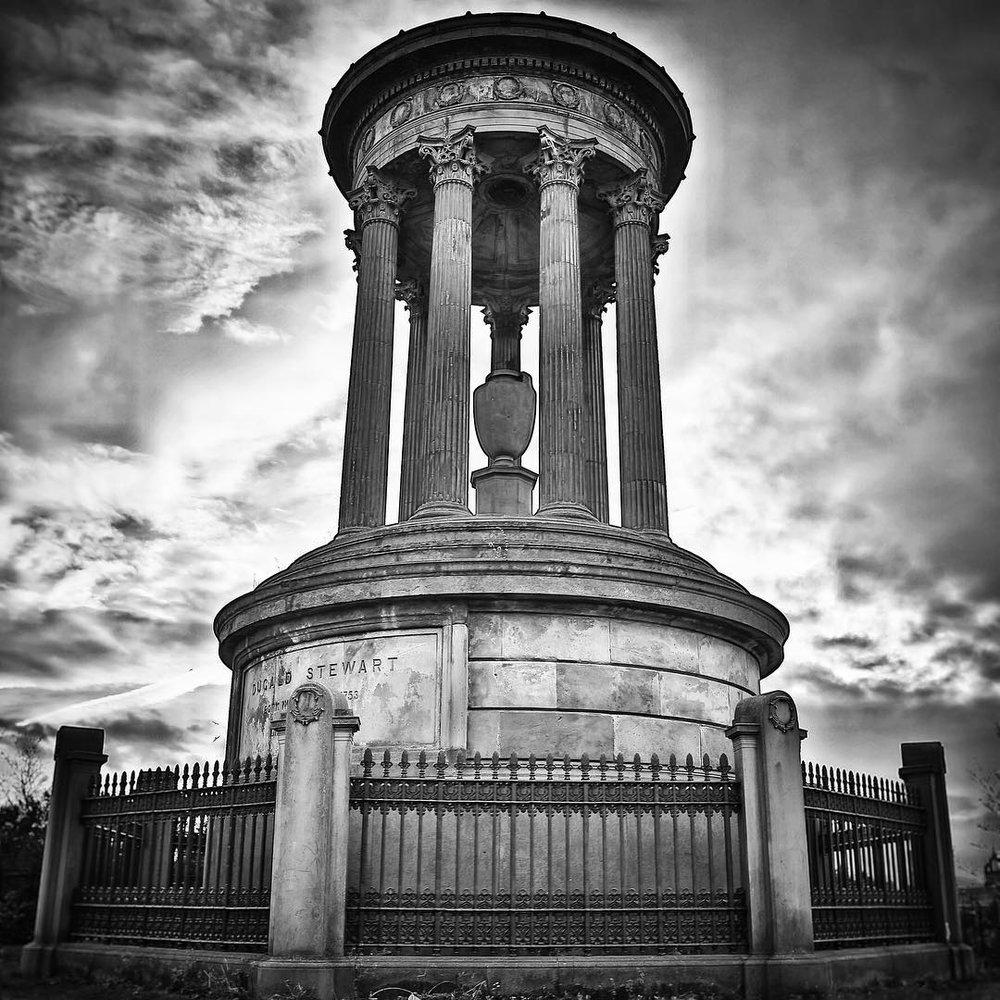 Dugald Stuart Monument