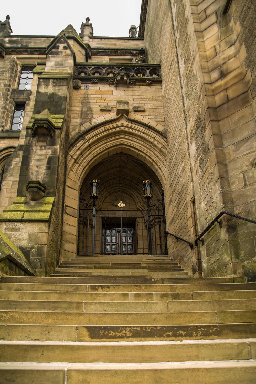 University Door