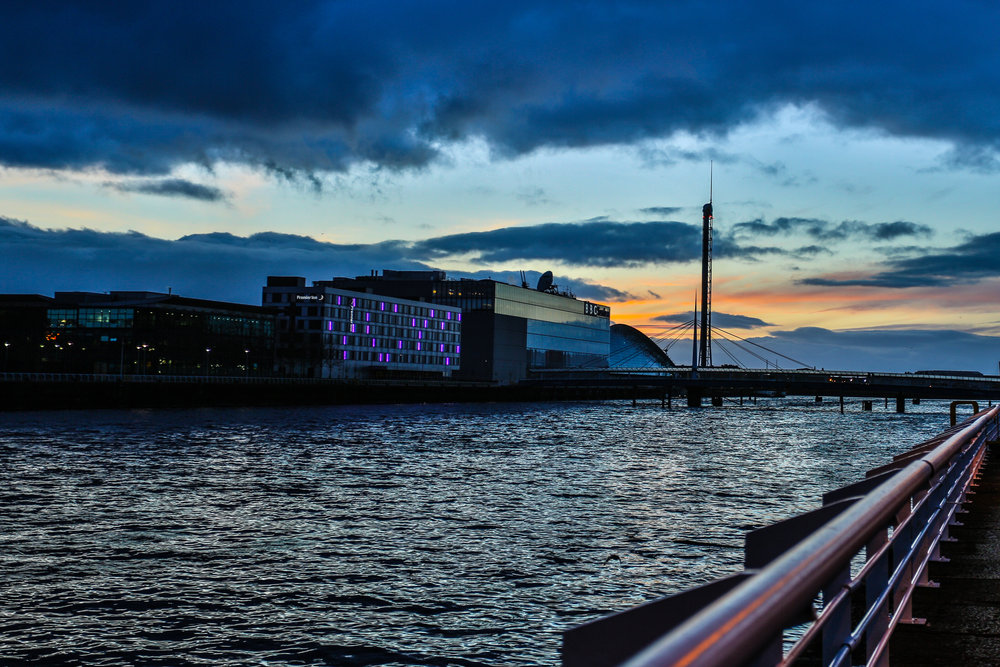BBC and the River Clyde