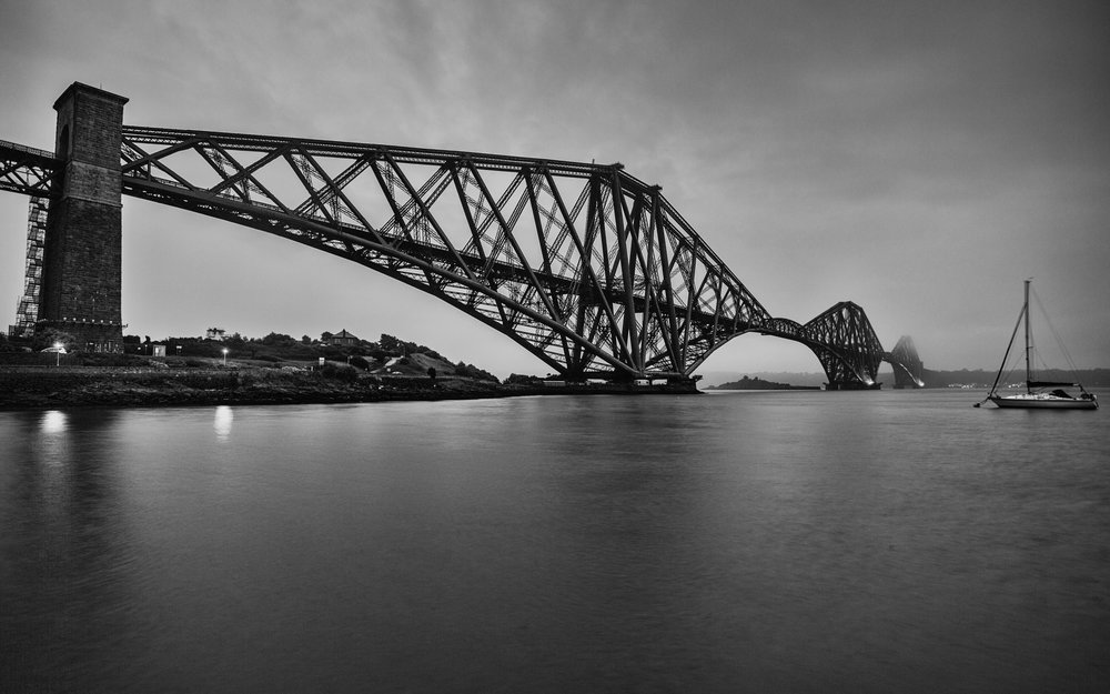 Forth Rail Bridge - 19/07/2017