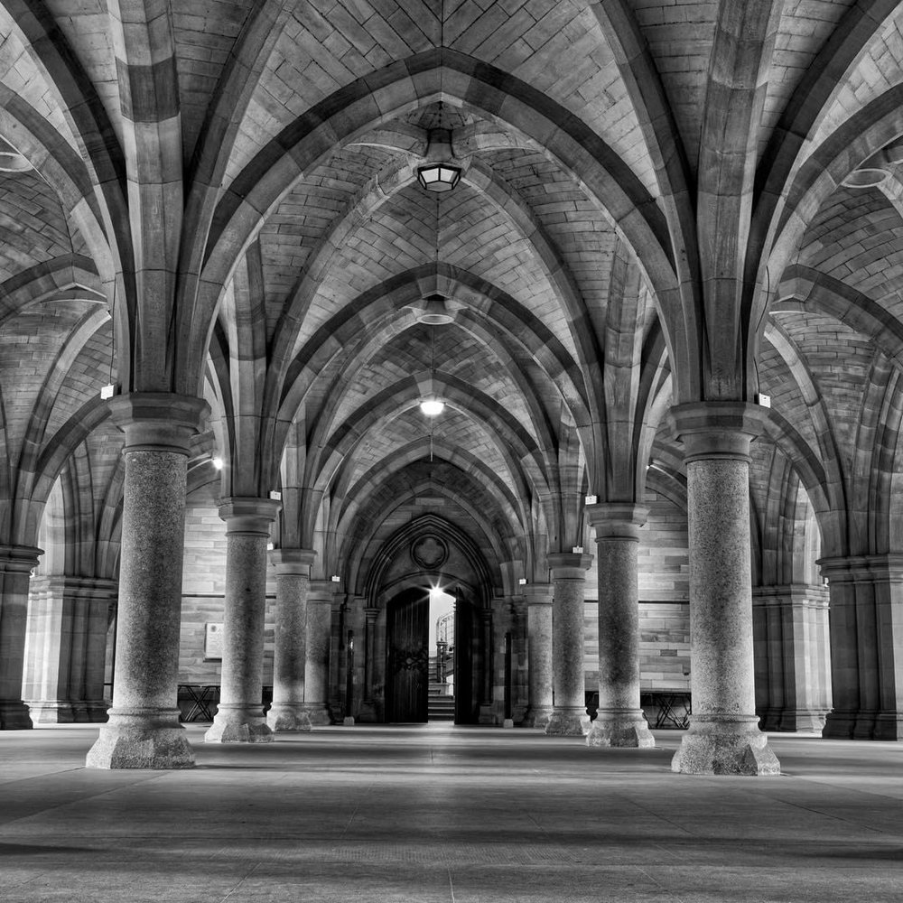 The Cloisters  - Glasgow Univeristy