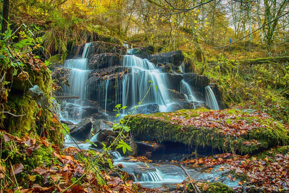 Moness Falls