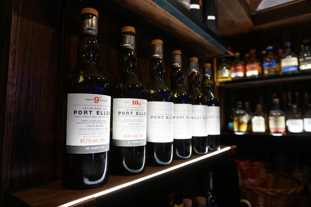 Port Ellen Bottles 1.JPG