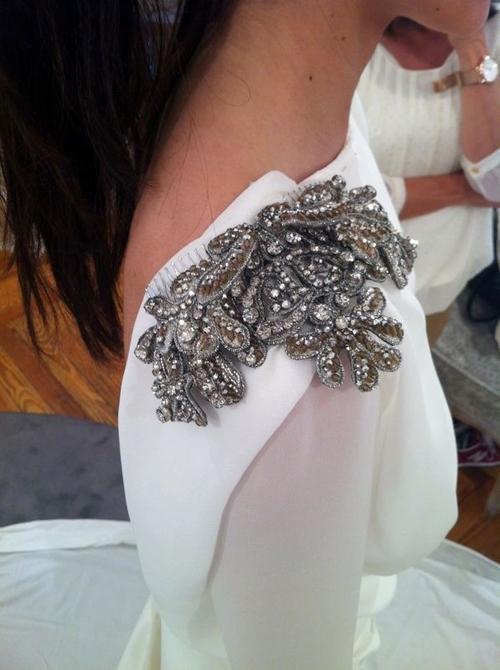 Venta pedreria para vestidos de novia