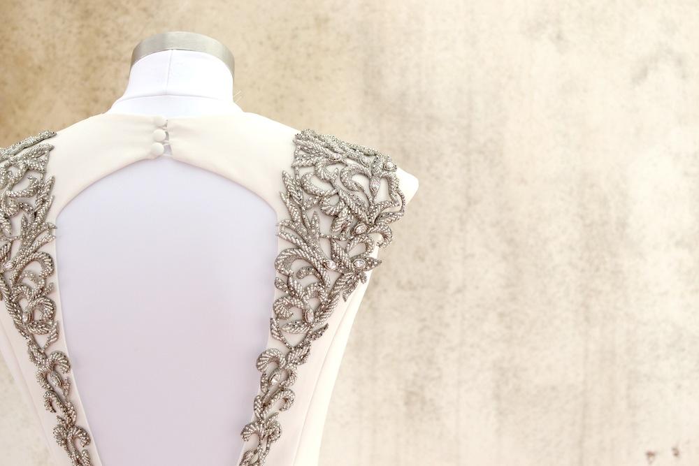 Apliques para vestidos de novia