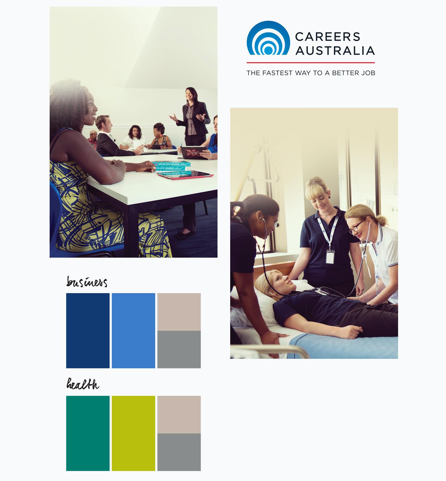 Careers Australia Dolhem Design