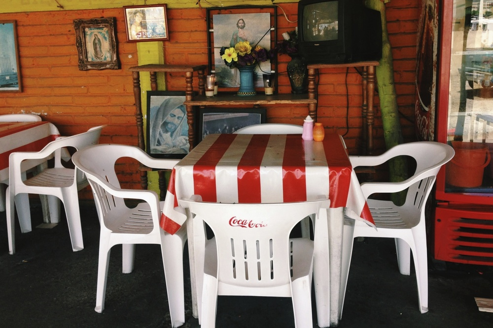 Another delicious roadside restaurant. We went here a couple times as it was next to our main mechanic in Mazatlan.