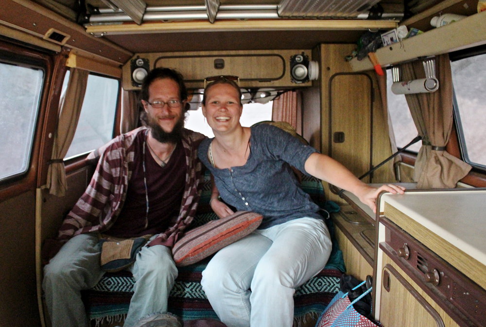 Fabio and Marriette met on a bus coming from San Cristobal in Mexico. Fabio was en route to meet friends down at the lake and Marriette is traveling around Mexico and Central America for several weeks.