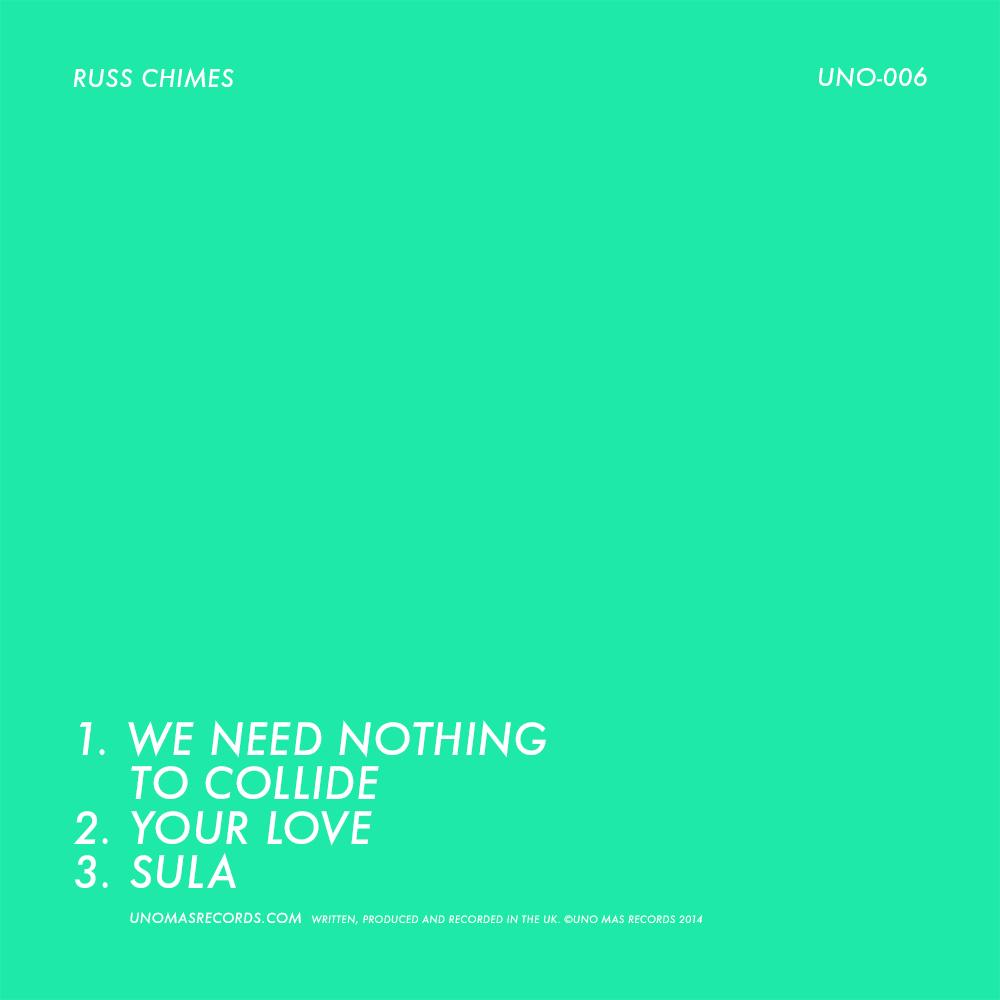 Russ Chimes - Sula EP (UNO-006)
