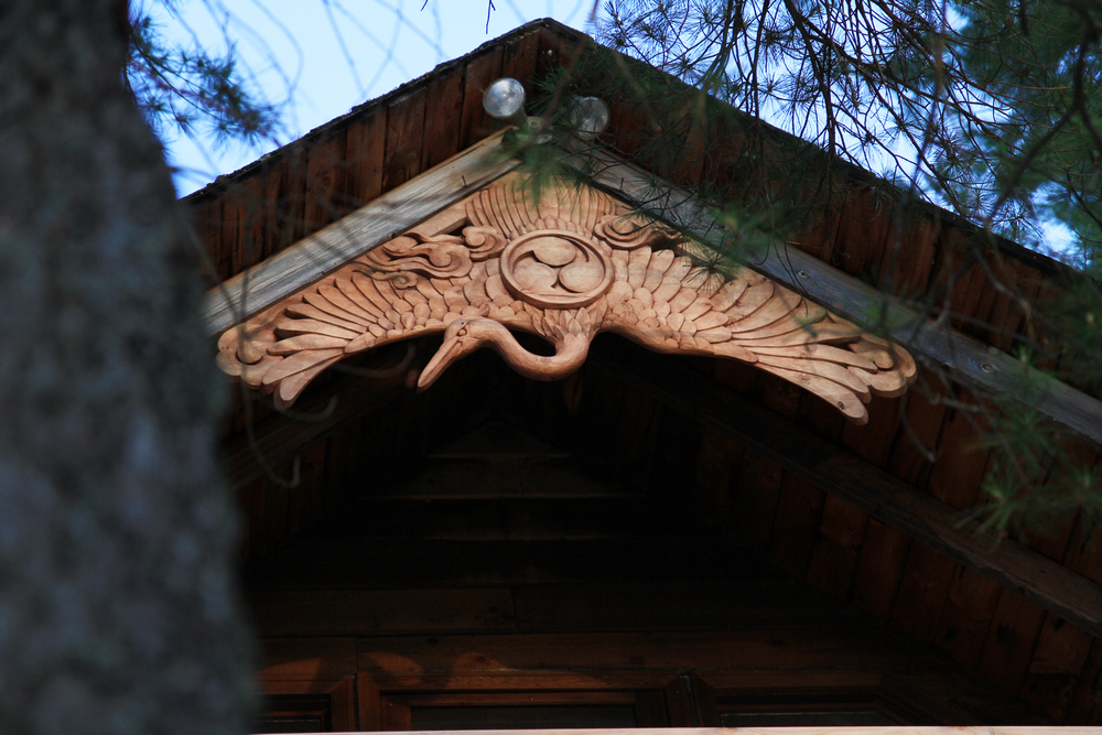 Cottage Crane,