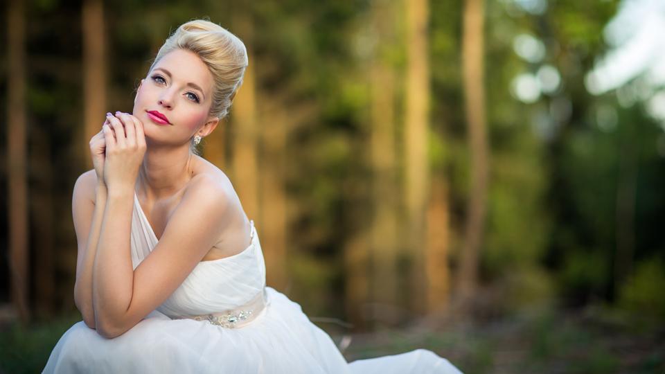 Økologiske bryllups  behandlinger