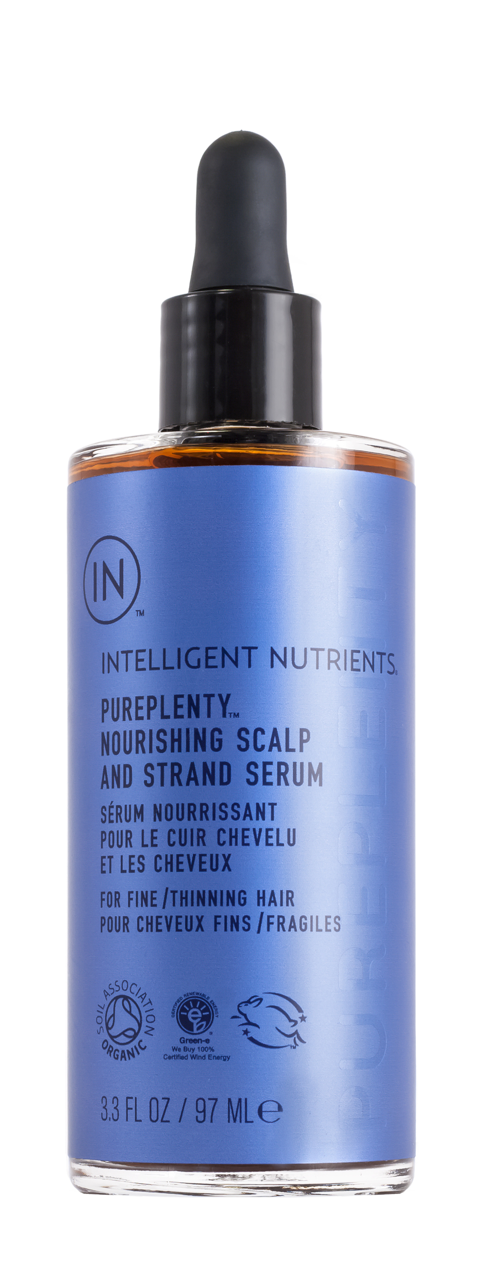 PurePlenty™ Nourishing Scalp & Strand Serum (DKK590/97ml)