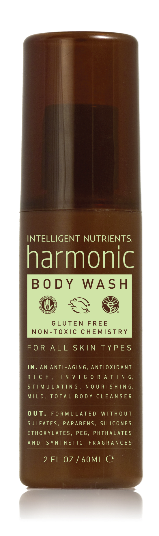Harmonic Body Wash (DKK70/60ml)