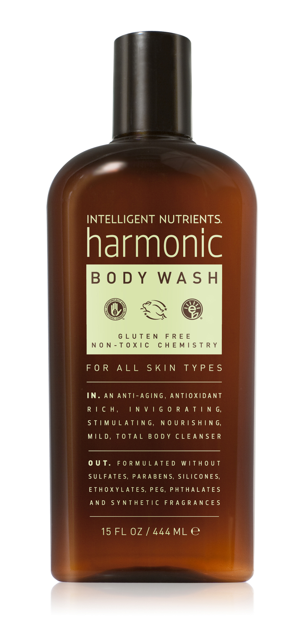 Harmonic Body Wash (DKK250/444ml)