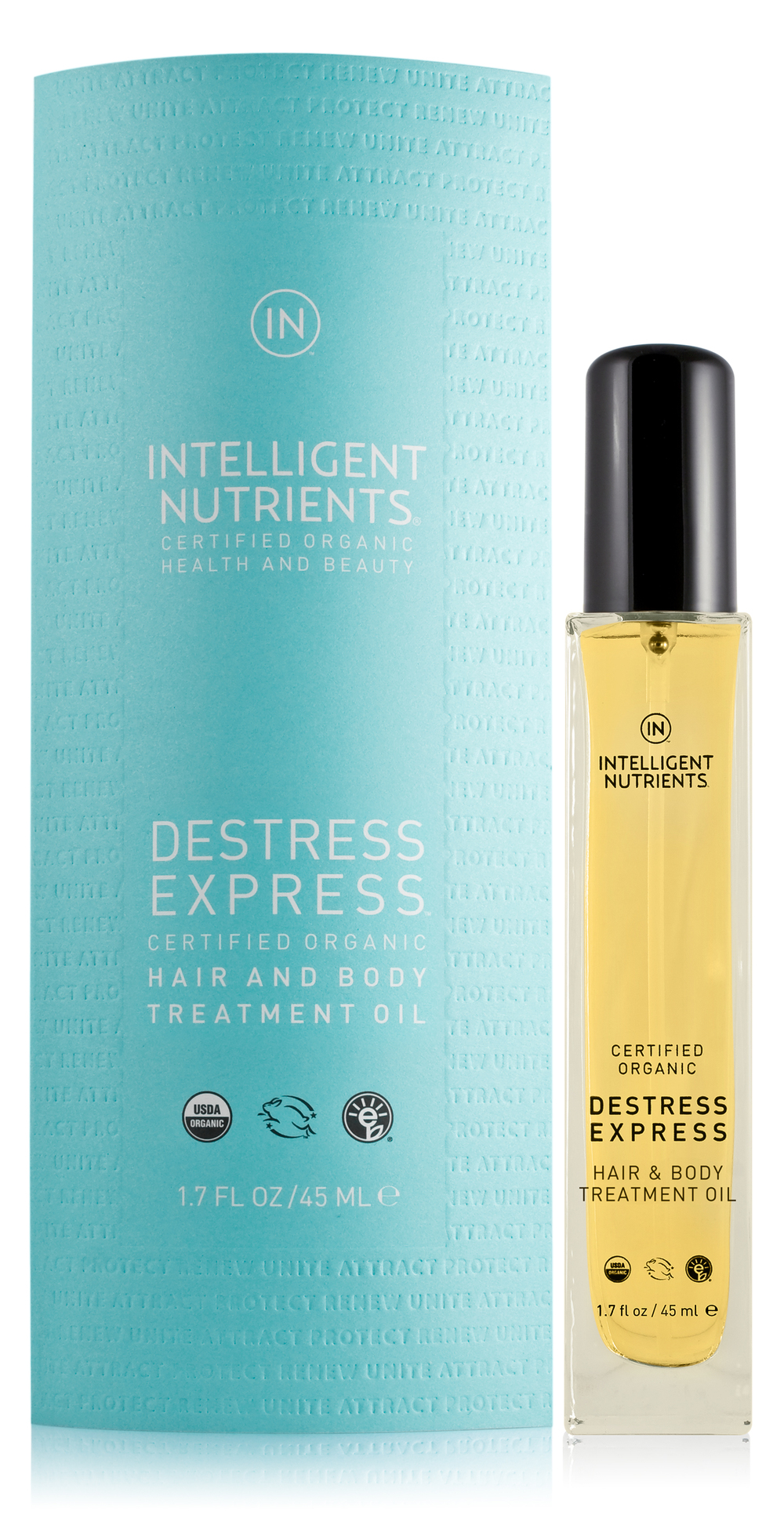 Destress Express™ Hair & Body Treatment Oil (DKK380/45ml)