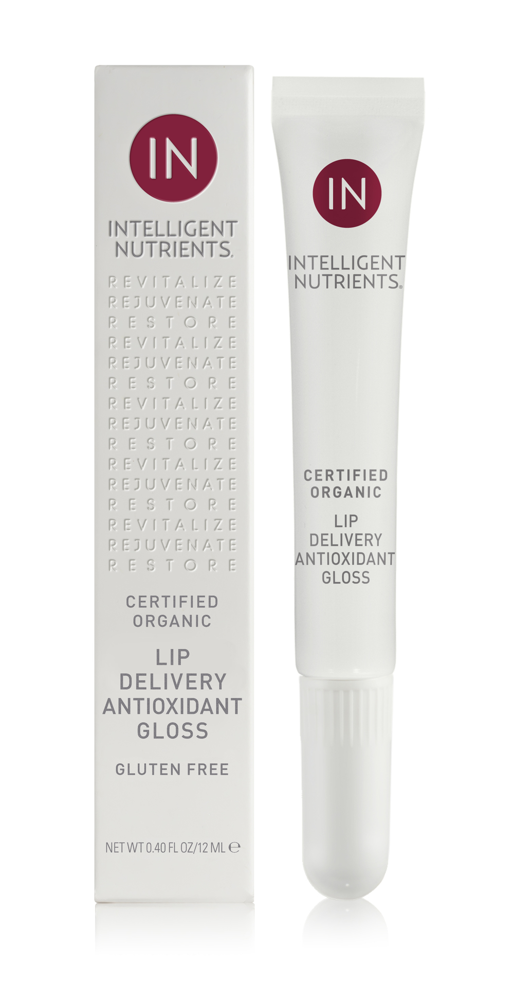 Lip Delivery Antioxidant Gloss - Purple Maize (DKK190/12g)