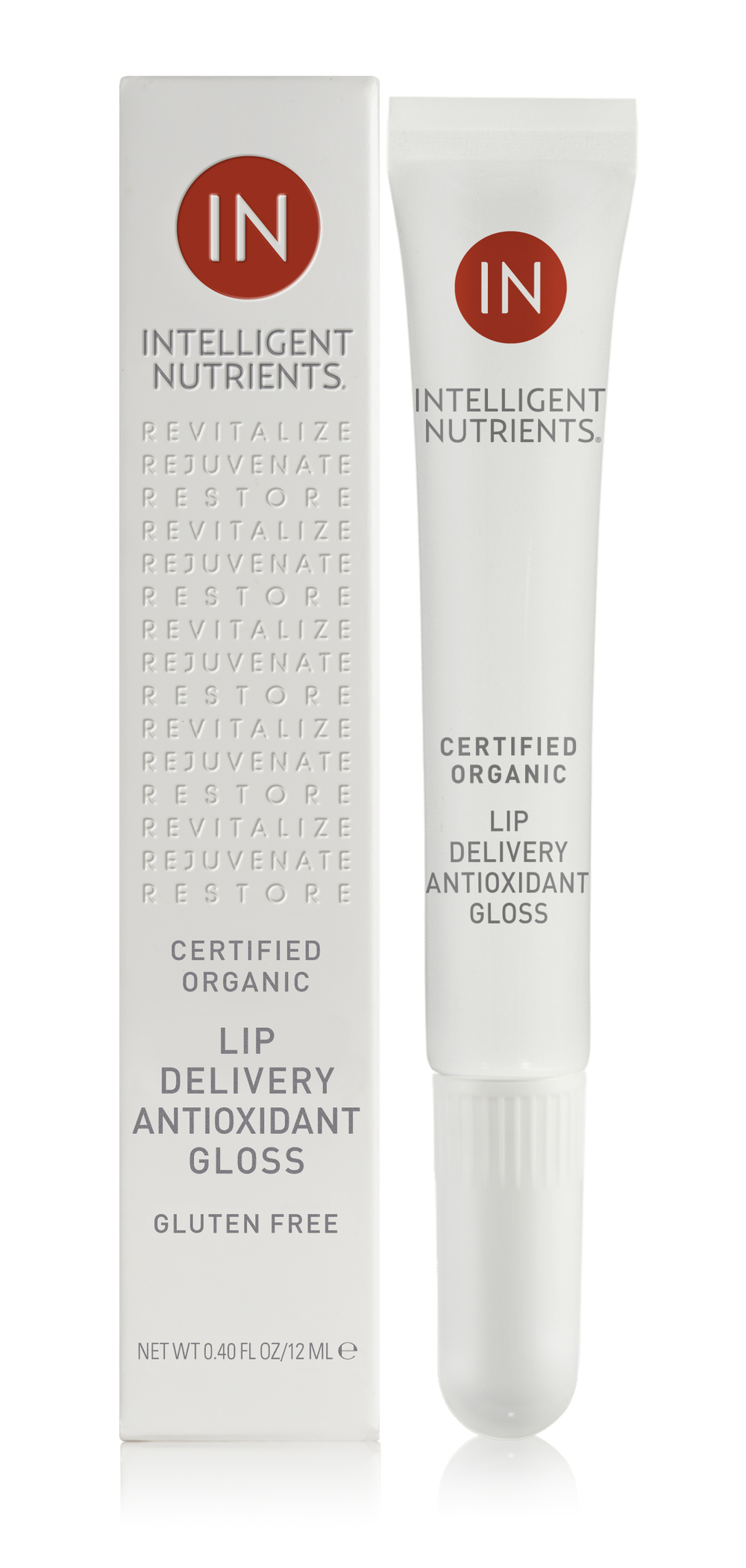 Lip Delivery Antioxidant Gloss - Cranberry Glow (DKK190/12g)