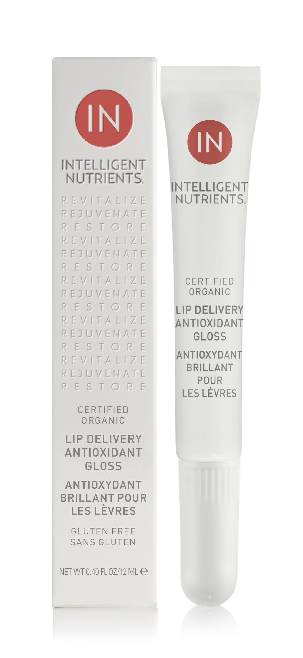Lip Delivery Antioxidant Gloss - Glazed Peony (DKK190/12g)
