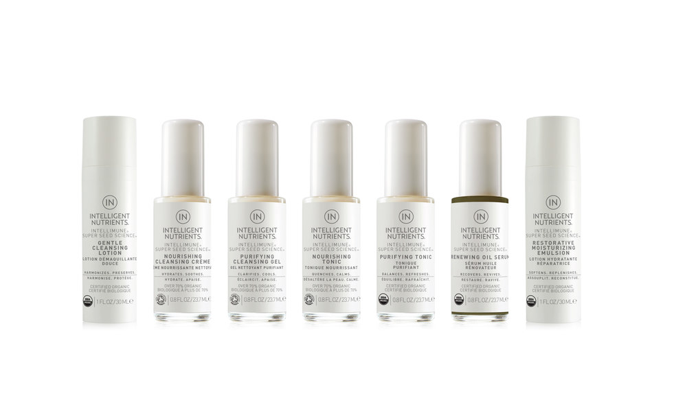 Skincare Series Travel Sizes