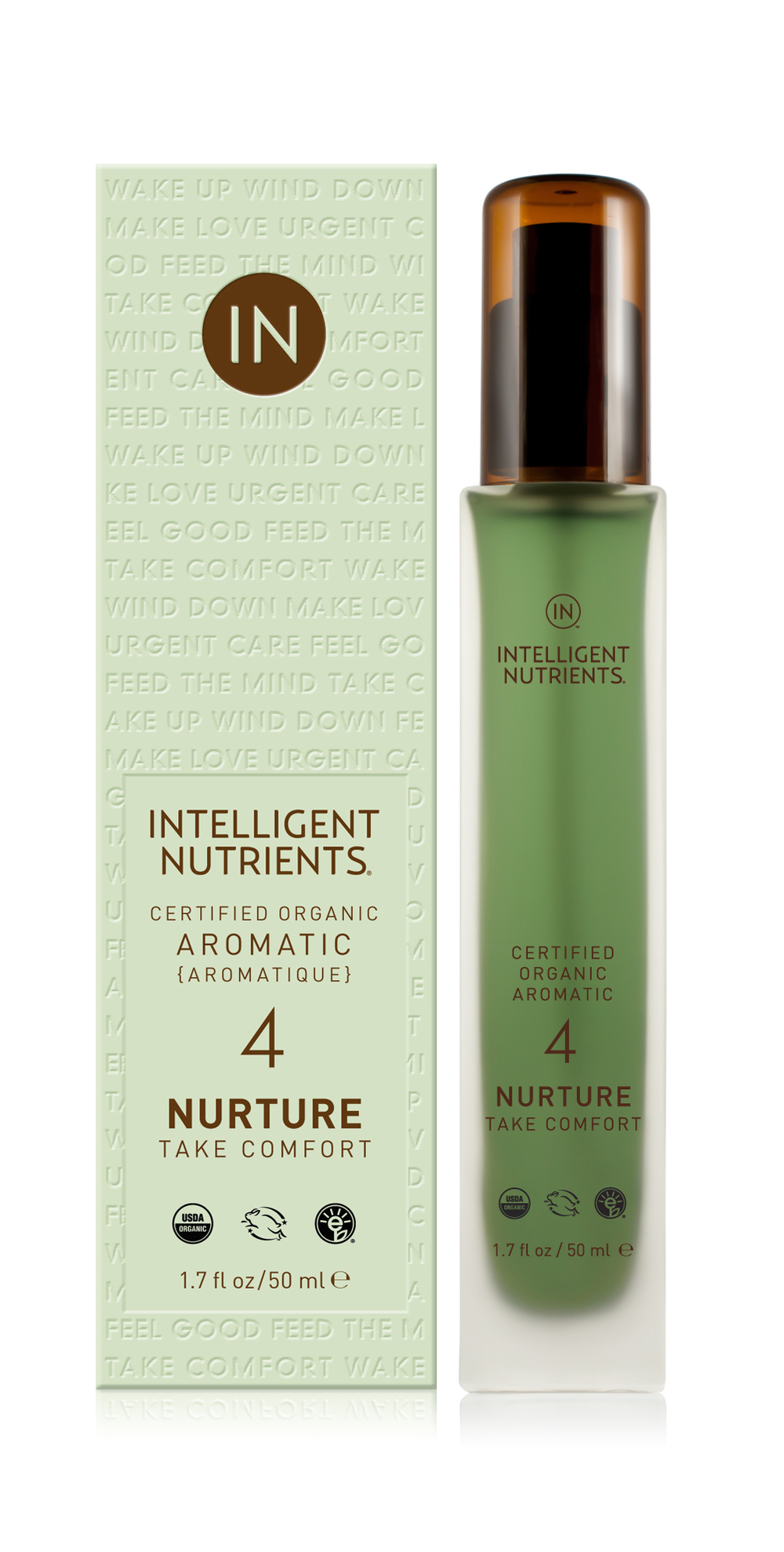 (4) Nurture Spirit Essence (DKK595/50ml)