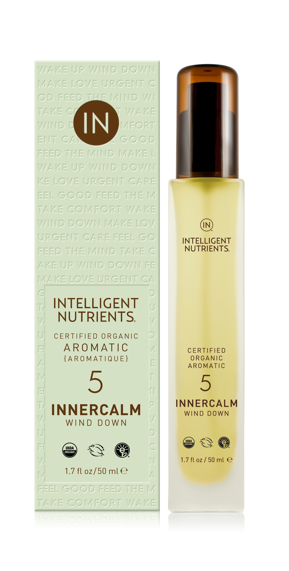 (5) Innercalm Spirit Essence (DKK595/50ml)