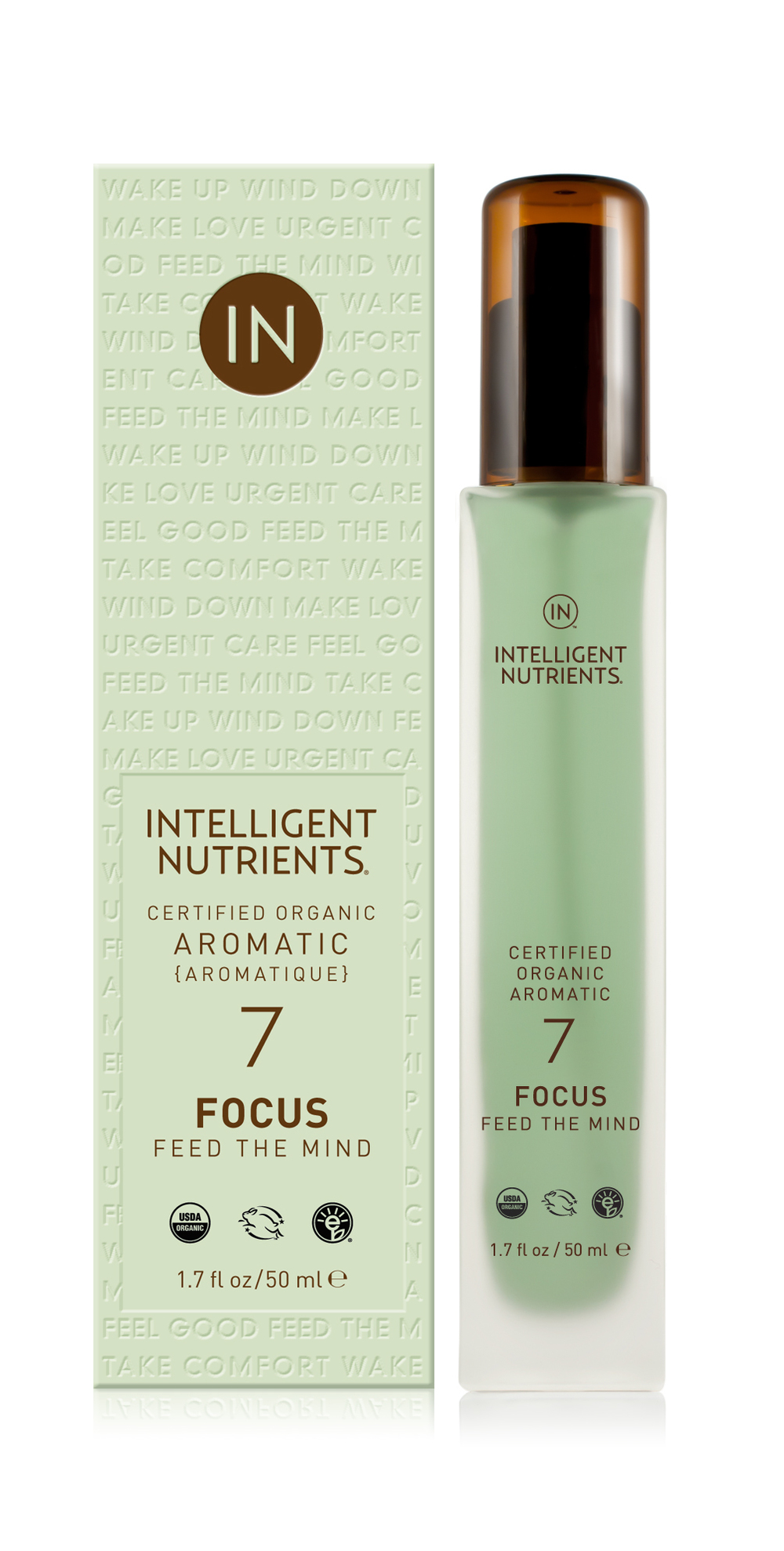 (7) Focus Spirit Essence (DKK595/50ml)