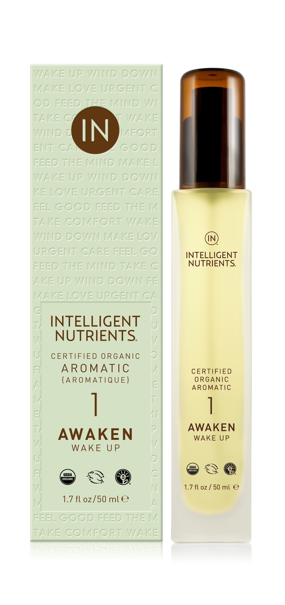 (1) Awaken Spirit Essence (DKK595/50ml)