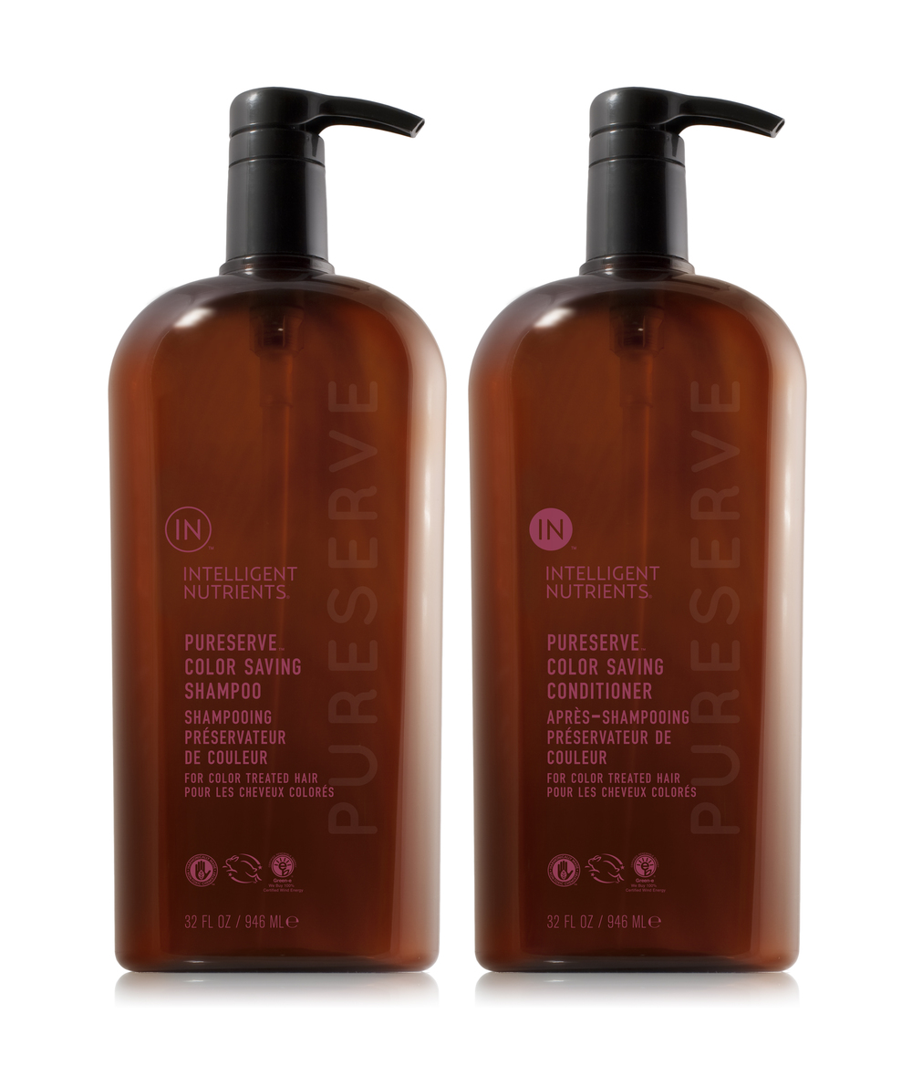 PureServe™ Shampoo & Conditioner (946ml)
