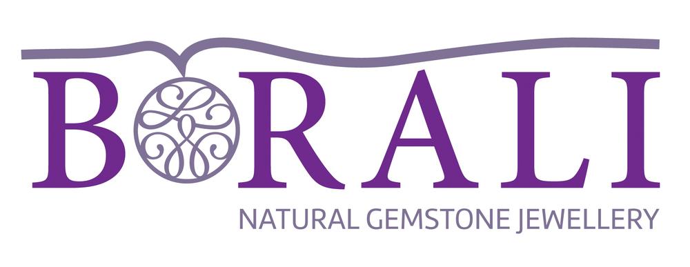 Borali Natural Gemstone Jewellery Logo
