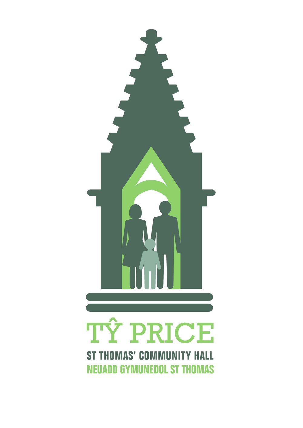 Ty Price Logo - Platform One
