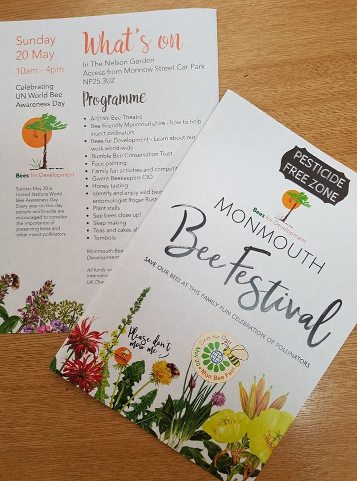Monmouth Bee Festival 2018