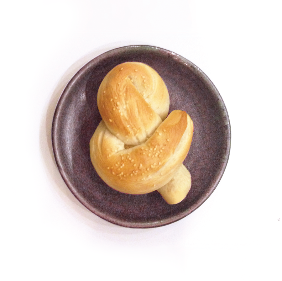 Bagel Ampersand