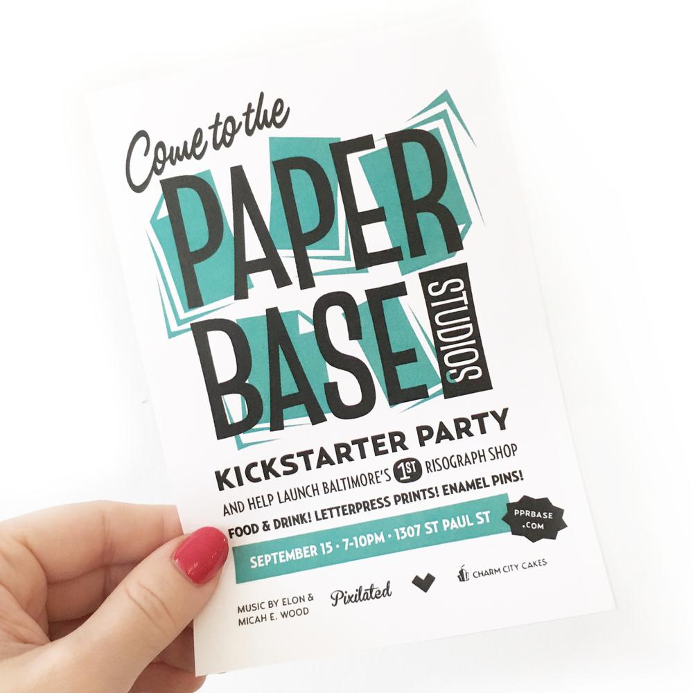Paperbase Poster