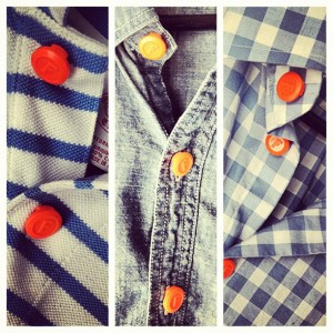 UF Button Down