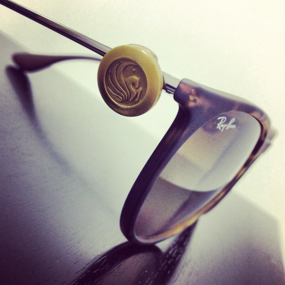 UCF Sunglasses: Ray-Bans