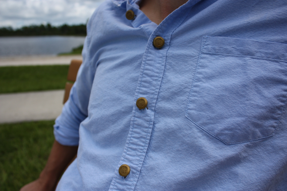 UCF Button Down