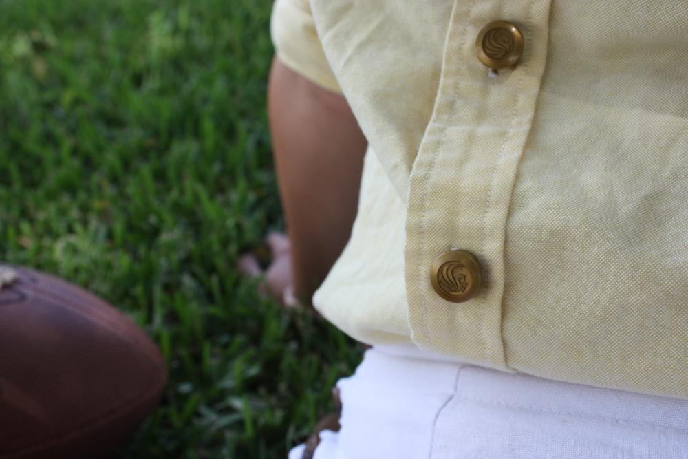 Women's UCF Button Down