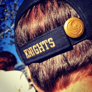 UCF Knights Hat