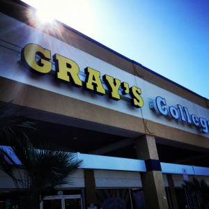 Gray's College Bookstore - UCF