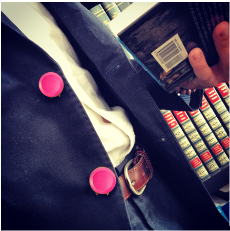 Pink Breast Cancer Awareness - Blazer