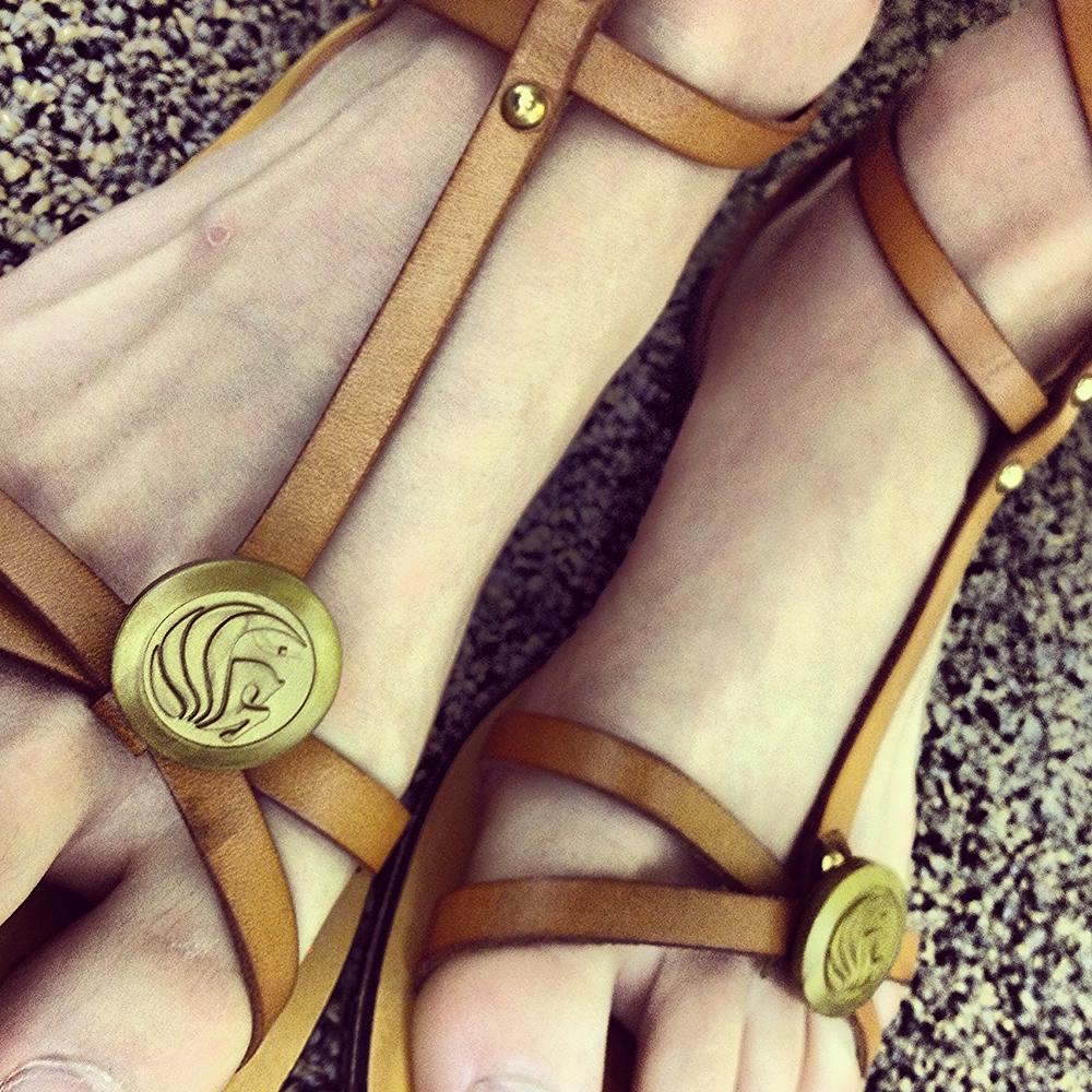UCF Sandals