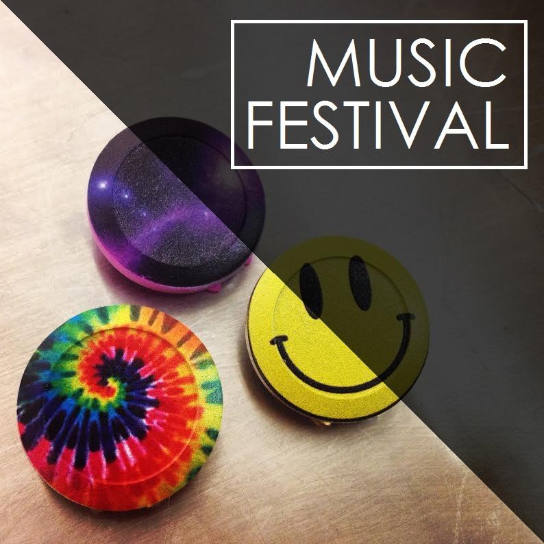 Music Festival Apparel