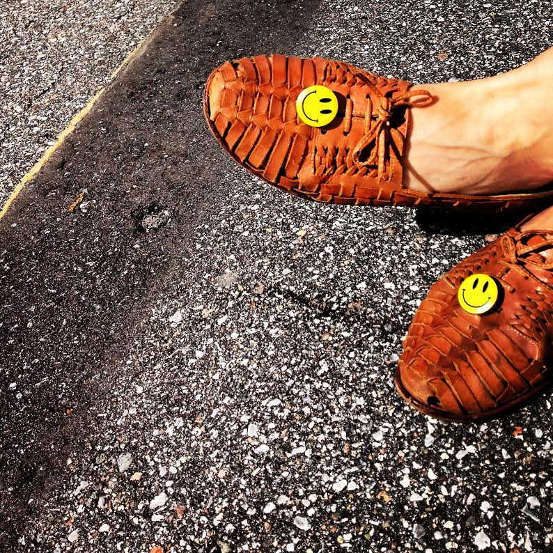 Smiley Face Shoes